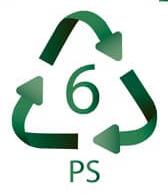 Polystyrene recycle image